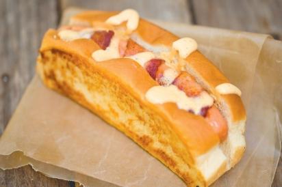 Bacon-Cheese-Dog