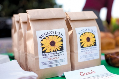 Granola from Sunnyfield Brick Oven Bakery