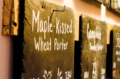 Maple-kissed Wheat Porter
