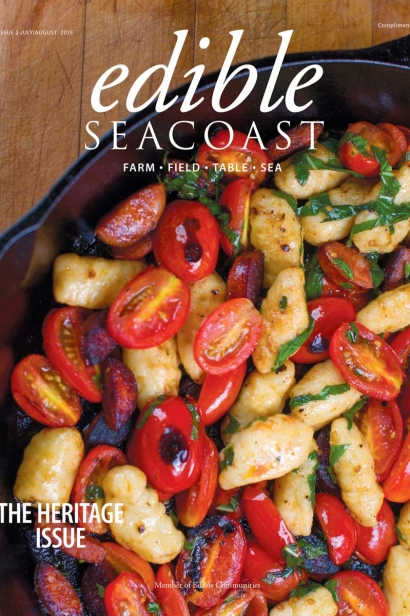 Edible Seacoast, Issue #2, July/August 2015