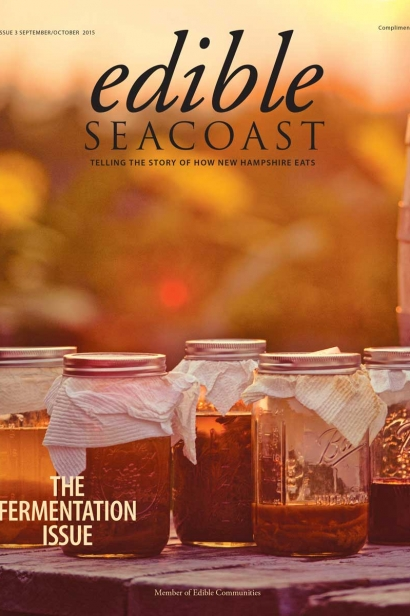 Edible Seacoast, Issue #3, September/October 2015