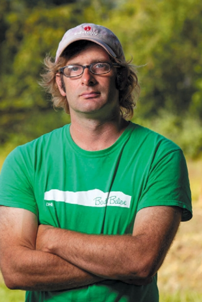Josh Jennings of Meadow's Mirth Farm