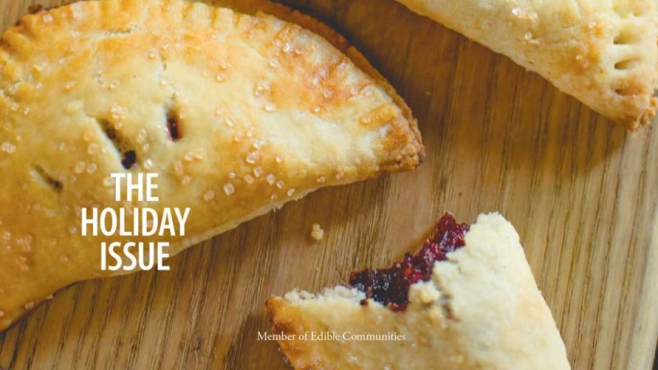 Edible Seacoast, Issue #4, November/December 2015: The Holiday Issue