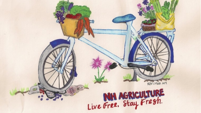 New Hampshire Agriculture: Live Free, Stay Fresh