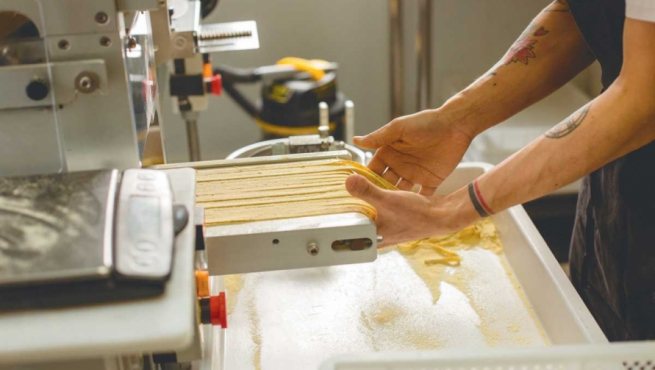 Shaping Pasta