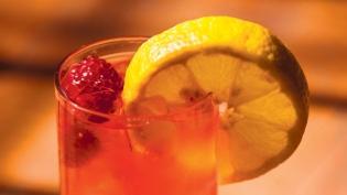 Raspberry and Sweet Tea Summer Punch